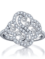 925 Sterling Silver Women Jewelry High Quality Imperial Crown Ring with Cubic Zirconia Setting Perfect Gift For Girls