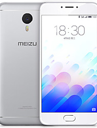 "Meizu® M3 Note 3GB + 32GB Android 5.1 4G Smartphone With 5.5"" Full HD Screen 13.0Mp + 5.0Mp Cameras"