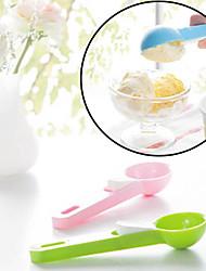 cucchiaio di gelato scavare carne cocomero palla scavando scavando frutta strumenti forma sferica (colore casuale)