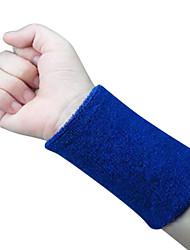 verstellbar / einfaches An- und Ausziehen / Schutzhandgelenkstütze für Fitness / Laufen / Badminton (gelegentliche Farbe)