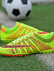 Sapatos Futebol Feminino / Masculino / Para Meninos / Para Meninas Preto / Verde / Laranja Sintético