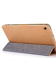 "For Huawei honor T1-701u Case Luxury Silk Leather Case Cover For Huawei honor T1-701u 7 "" Tablet Cover Case"