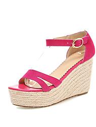 Women's Shoes  Wedge Heel Wedges / Heels / Platform / Creepers Sandals Party & Evening / Dress /