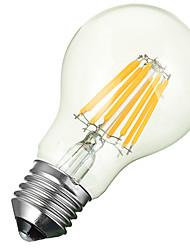 1 pièce Marsing E26/E27 8W 8 COB 600-700lm lm Blanc Chaud / Blanc Froid Encastrée Moderne edison Vintage Ampoules à Filament LED AC 85-265