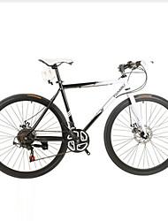 disco da bicicleta da estrada 700c freio mecânico garfo Primavera