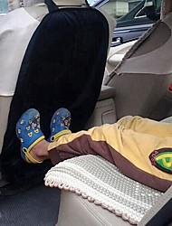 ziqiao voiture auto mobiles siège arrière couvercle protecteur pour les enfants botter les vêtements de sécurité de maintien de tapis