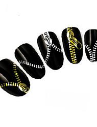 Мультипликация-Прочие украшения-Пальцы рук / Пальцы ног-6.4X5.2X1-10pcs-Прочее