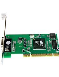 8m carta trattore scheda grafica PCI ATI Rage XL 215r3lasb41 IPC