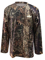 Quick Dry,Breathable Terylene,Fleece Long Shirts for Hunting/Outdoors/Fishing