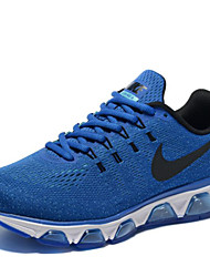 nike air max mannen sneaker schoenen bruin / grijs / royal blauw / bordeaux