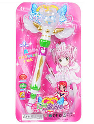 Magic Wand Plastic for Kids All  Game Toy