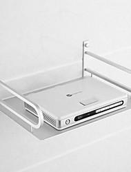 Badezimmer Regal Eloxierend Wandmontage 33*23*18cm Aluminium Modern