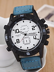 Men's Watch Sports Rubber Band Cool Watch Unique Watch