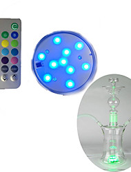 Led Light with Remote Control Hookah Shisha Accessories Battery Operated