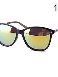 Óculos de Sol Mulheres's Elegant / Modern / Fashion Lente Polarizada / Caixa de Vidros / Pano de limpeza Olho de GatoPreta / Lavanda /