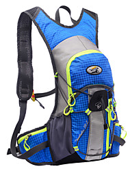 12L L Backpack / Hiking & Backpacking Pack/ Cycling BackpackCamping & Hiking / Climbing / Leisure Sports / Riding