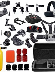 Gopro Accessories Front Mounting / Accessory Kit / Mount/Holder Waterproof / All in One / Convenient / Adjustable / Floating / Dust Proof