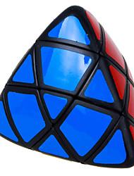 LanLan® Гладкая Speed Cube 3*3*3 / Пираморфикс Скорость Кубики-головоломки черный увядает ABS