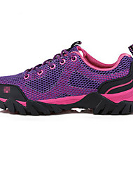 Running Sneakers Hiking Shoes Running Shoes Mountaineer Shoes Women'sAnti-Slip Cushioning Wearproof Breathable Height Increasing Ultra