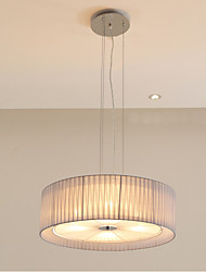 New Nordic Cloth pendant lights Living Room Lamp Study Bedroom Living Room Dining Room Chandelier