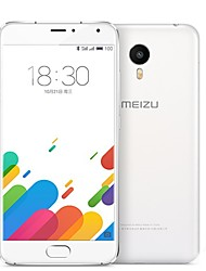 Meizu® Metal RAM 2GB & ROM 16GB Android 4.1 4G Smartphone With 5.5'' Full HD Screen, 13.0Mp + 5.0Mp Cameras & Octa Core