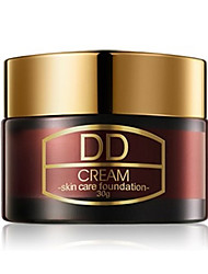 4in1 DD Cream Skin Care Repair Foundation Bare Makeup Whitening Moisturizing Sunscreen Makeup Base Concealer Factor