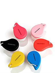 1 Limpiador Facial Seco Fibra Limpiadora Rostro Negro / Rosa / Melocotón / Rose china other