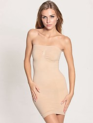 YUIYE® Plus Size Women Seamless Shapers Slimming Control Body Shaper Tube Dress Shaper Waist Trimmer Corset Shapewear
