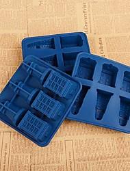 Инструменты для выпечки Шоколад / Лед