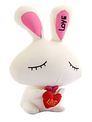 Lovely Rabbit Cartoon Car Decoration