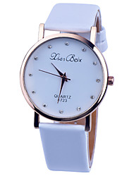 Vintage Watch Crystal Leather Watch Womens Watch Ladies Watch Unisex Watch Cool Watches Unique Watches