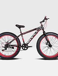 Mountain Bike Cycling 7 Speed 20 Inch Unisex Double Disc Brake Springer Fork Monocoque Ordinary/Standard YIZUAluminium / Steel /