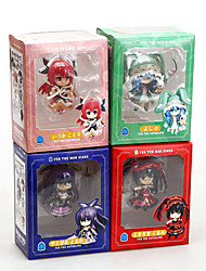 Date A Live Andere PVC 10cm Anime Action-Figuren Modell Spielzeug Puppe Spielzeug