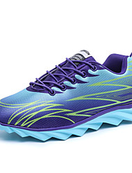 Autumn New Fashion Hot Sale Women's Breathable Mesh Fabric Cushioning Soles in Casual Style for Training/Jogging