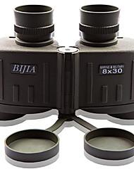 BIJIA 8 30 mm Fernglas Porro Prism Tattookoffer / Nachtsicht / Wasserdicht / Wetterfest 141m/1000m # Zentrale FokussierungVolle