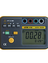 Victor VC4106 Yellow for Ground Resistance Tester