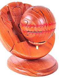 modèle de la main de baseball 3d jouet puzzle décoration bricolage décoration bureau