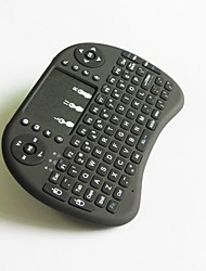 V8 lithium Battery Flying Squirrels 2.4 G Wireless Keyboard Touchpad Mini Wireless Keyboard