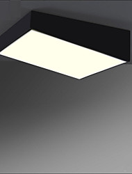 Modern LED Lights Metal Flush Mount Living Room / Bedroom / Dining Room /Study Room/Office