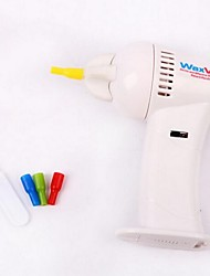 Ear Care Tools Painlessly Cordless Hygenic Ear Cleaner Wax Vac Safety Cleaning Remover Earpick