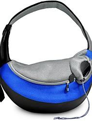 pet fuori pacchetto portatile da un lato spalla del vettore zaino per i cani (s, m, l)