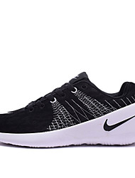 Nike Top Running Running Shoes Men's Wearproof Red / Gray / Black / Blue Running/Jogging Lace-up Fabric