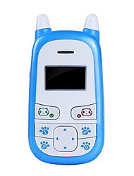 Ibaby Q2 0.96' OLED Mini Carton Kids Mobile Phone