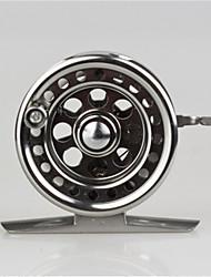 Нахлыстовые катушки 1:1 3 Шариковые подшипники Правосторонний Морское рыболовство / Спиннинг / Пресноводная рыбалка / Обычная рыбалка-
