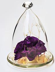 пастырской стекло стиль для украшения дома 1шт / комплекта (вазы только без цветка)