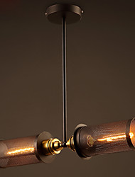 Vintage Edison Industrial Pendant Lamp Suspension Retro Lighting Loft American Country Fixture
