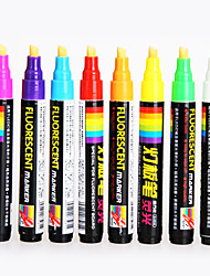 Plastic Business Highlighters(More Colors)