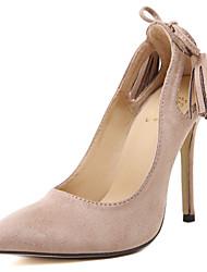 Women's Shoes Silk / Tulle Stiletto Heel Heels / Gladiator / Comfort / SlippersSandals / Heels / Flats / Boots / Fashion