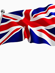 National Fabric UK Flag for EURO World Cup Olympics 90*158cm