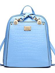 Women PU Casual / Outdoor / Shopping Shoulder Bag / Backpack / School Bag Multi-color